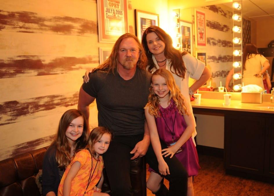 Julie Lauren Curtis family photo