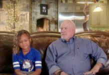 Who are Terry Bradshaw grandchildren