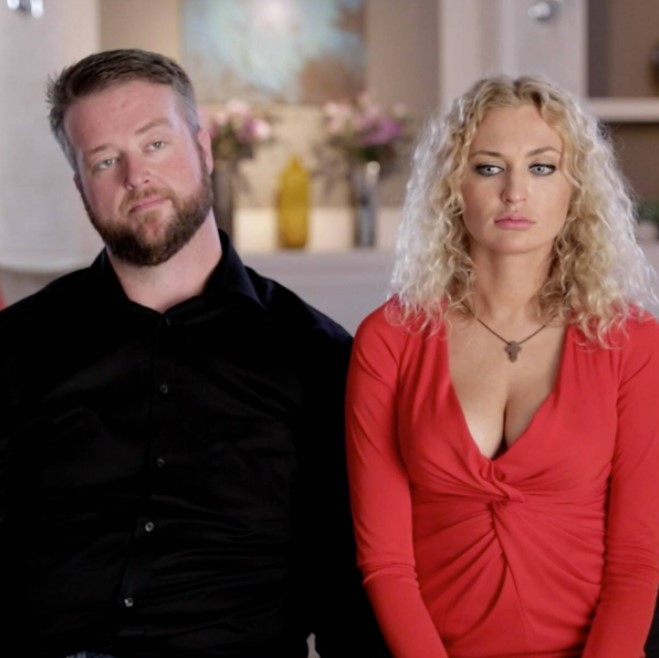 Mike and Natalie breakup on 90 Day  Fiance