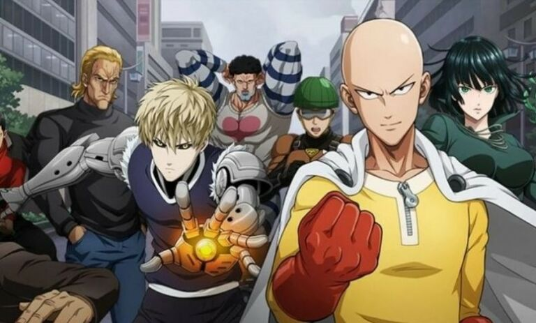 One Punch Man Season 3: Release Date, Preview