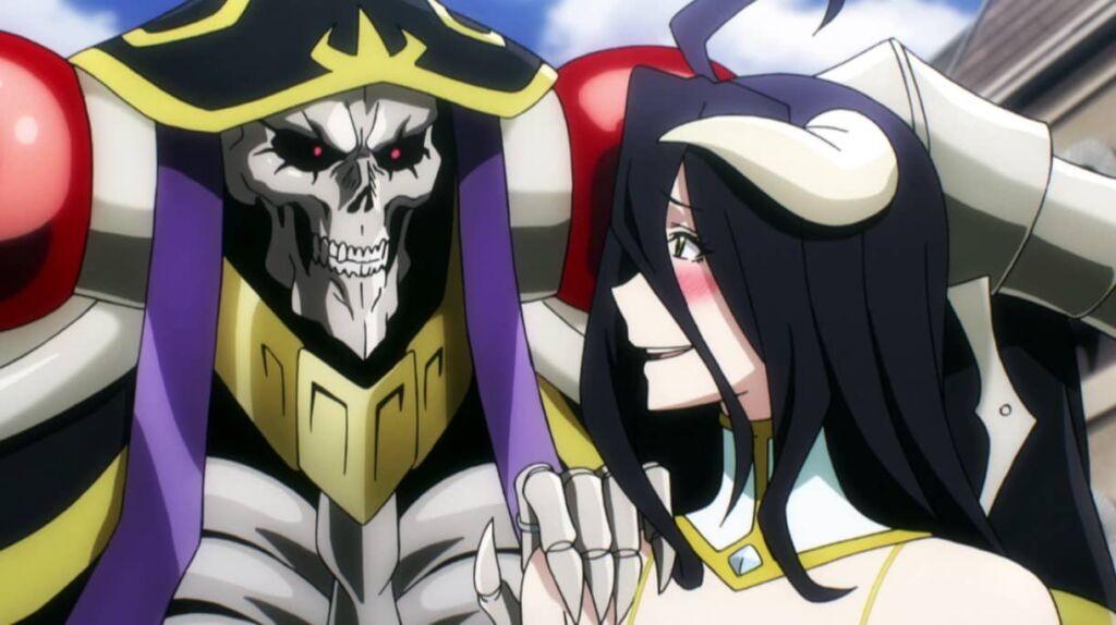 Overlord anime new season