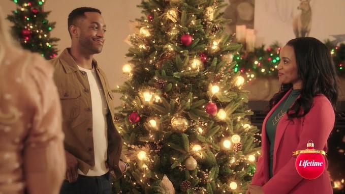 Let's meet again on Christmas Eve Lifetime Cast