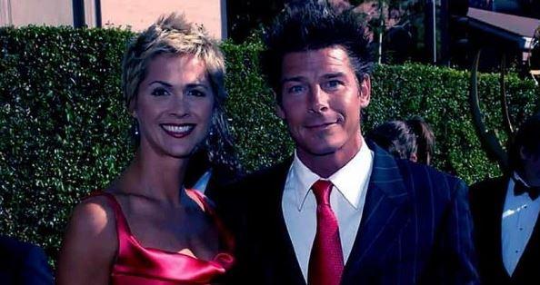 Andrea Bock with partner Tygert