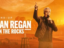 Brian Regan On The Rocks review
