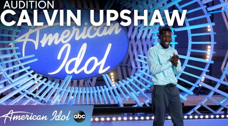 Who is Calvin Upshaw from American Idol? Watch Audition
