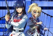 High Rise Invasion anime review