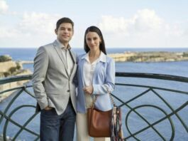 Mix Up in the Mediterranean filming locations and cast