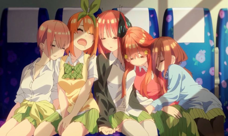 Quintessential Quintuplets season 3 release date and time