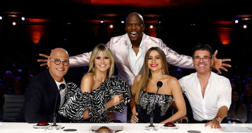 America's Got Talent Season 16 filmed