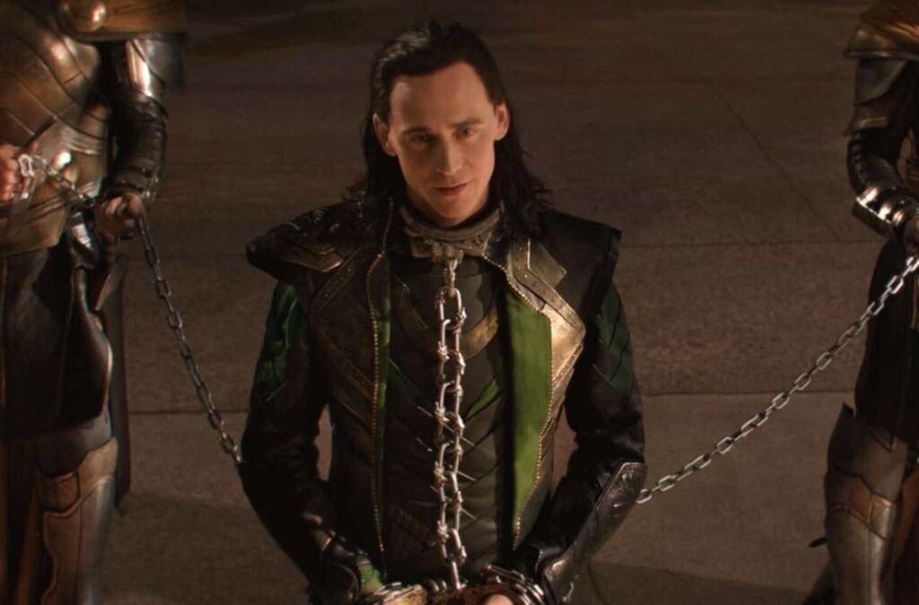 Loki filming location