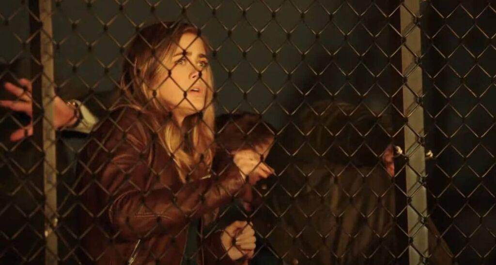 Melissa Roxberg in Manifest Season 4 Trailer