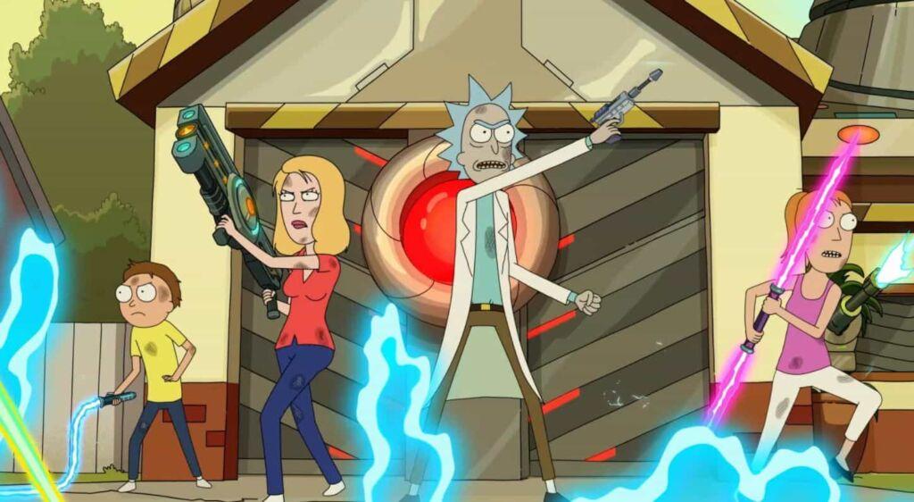 RIck and Morty season 5 episode 2 Recap