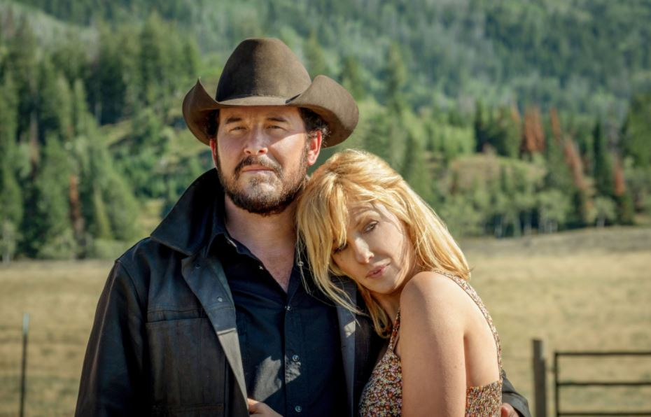 Is Yellowstone on Netflix