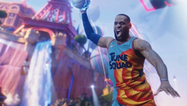 Is Space Jam 2 on Netflix or Amazon Prime? Where to watch the movie?