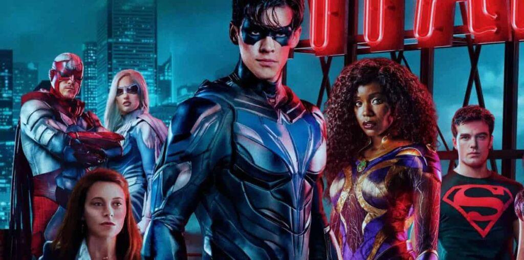 Titans season 3 episode 4 release date HBO Max
