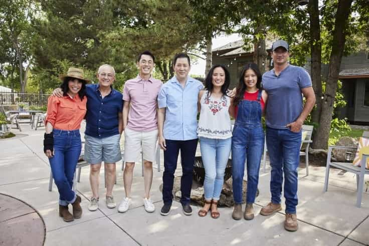 Sweet Pecan Summer cast hallmark movie