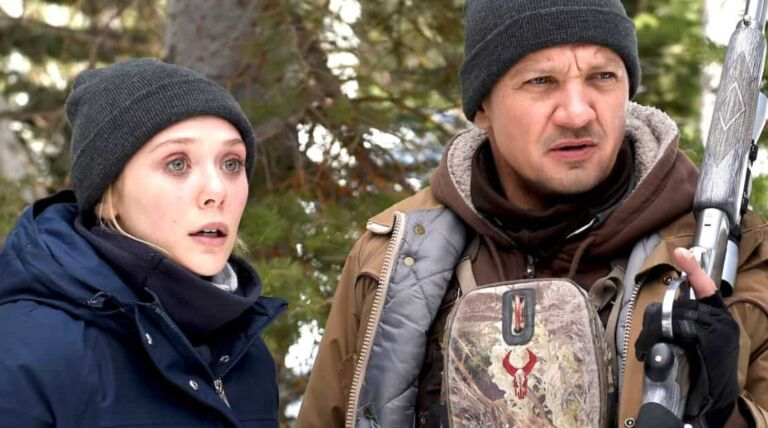 Is Wind River on Netflix or Amazon Prime? Is it a true story?
