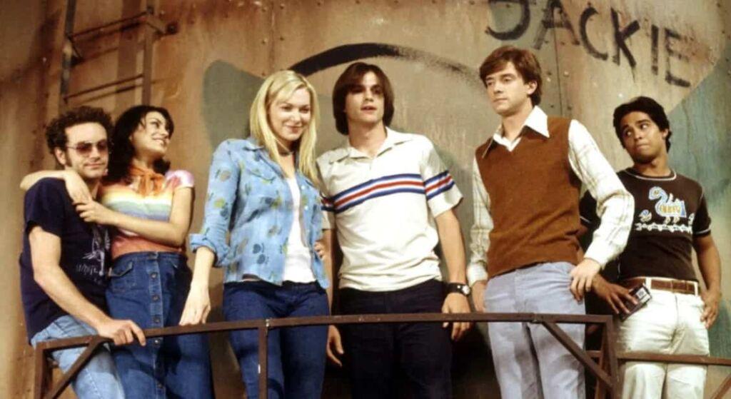 That 90s show cast